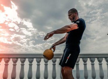 Żelazo  w diecie sportowej